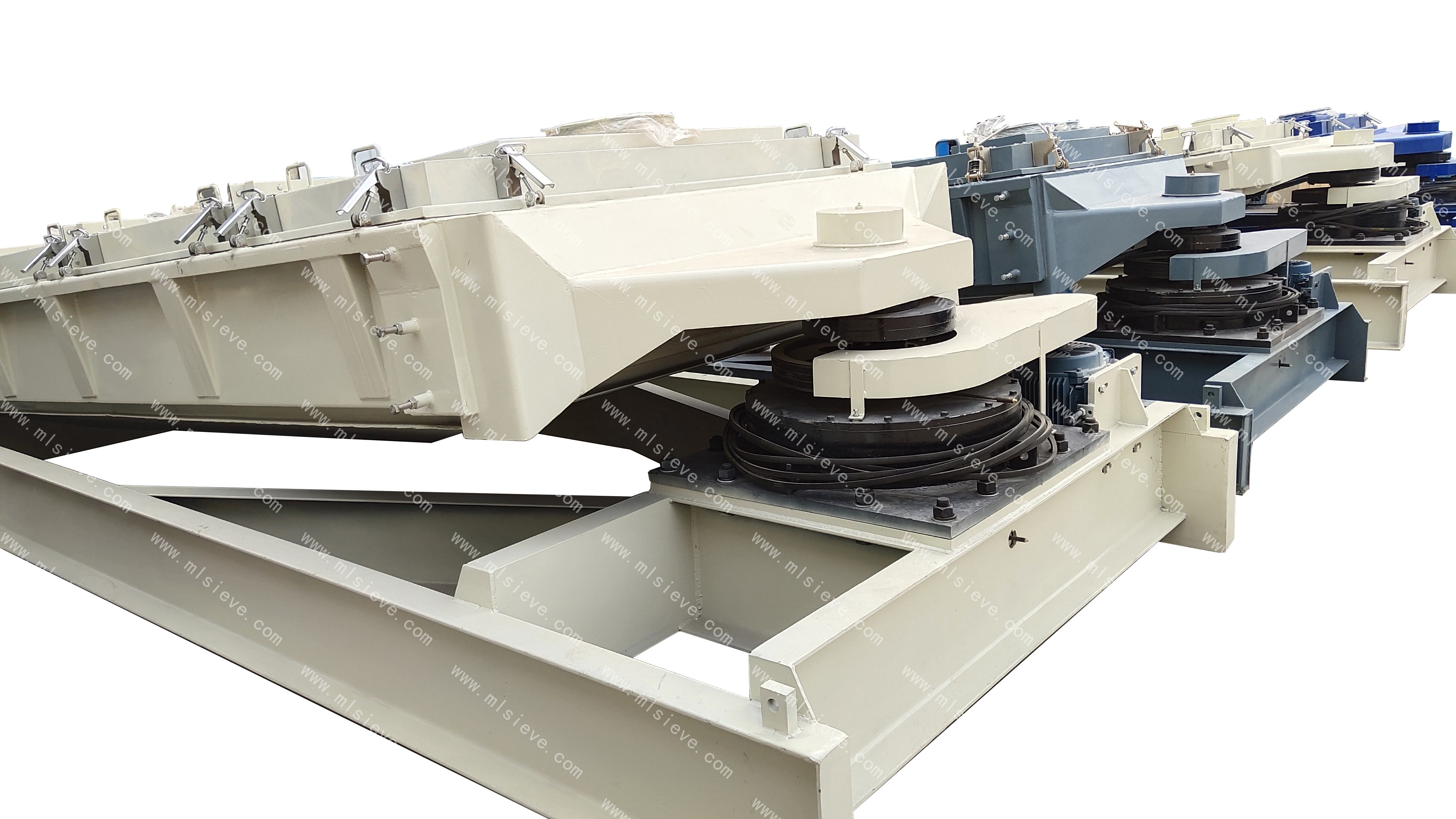 Square Rotary Vibrating Screen
